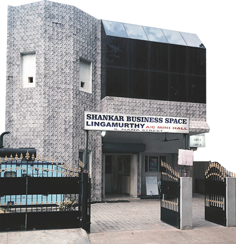 Shankar Business Space